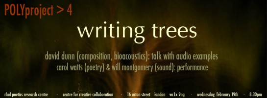 _POLYproject Writing Trees